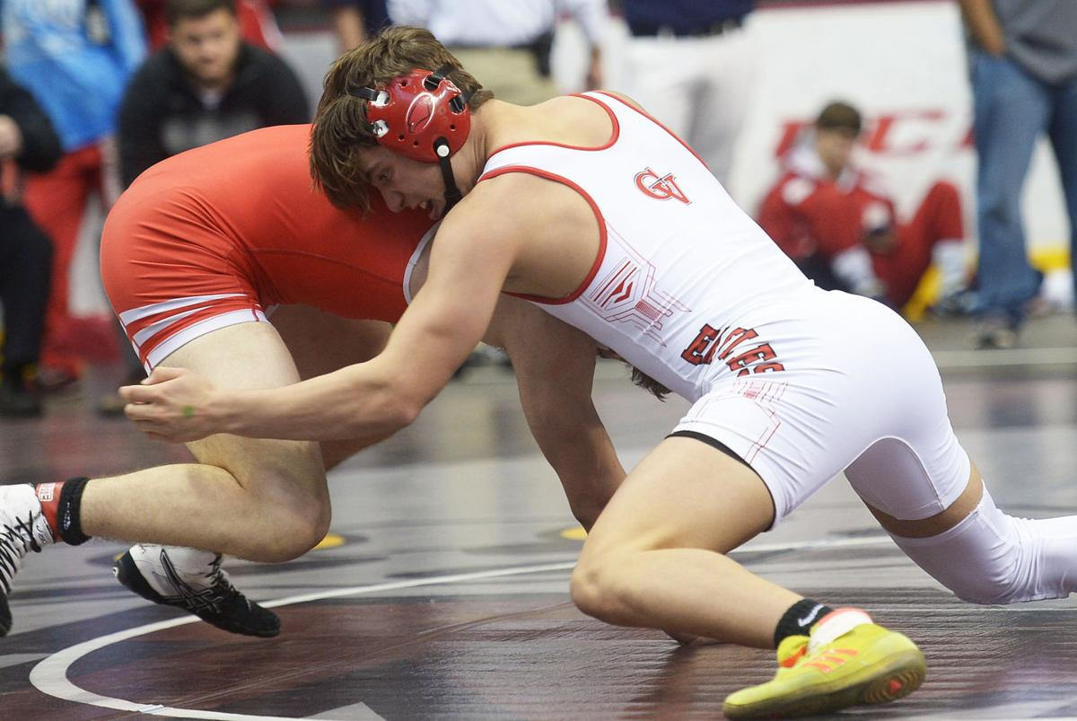 District 3 Class AAA Wrestling Championships
