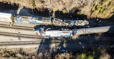 Train Crash-South Carolina