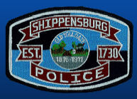 Shippensburg Police patch