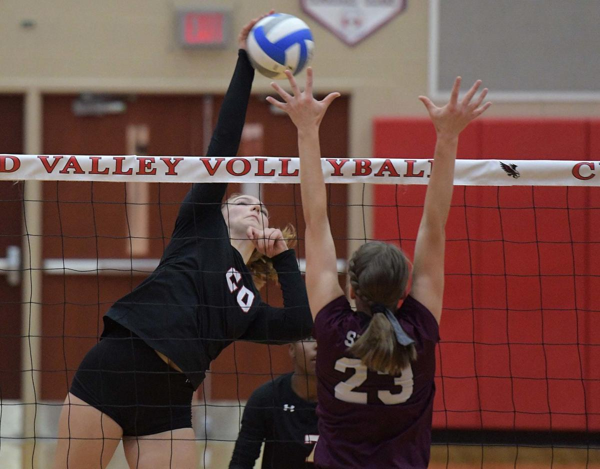 CV State College Volleyball 4