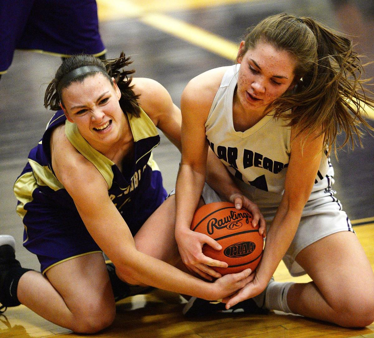Boiling Springs at Northern Girls Basketball (copy)