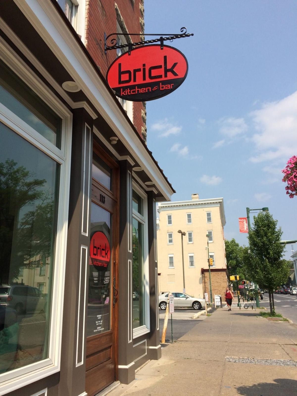 Brick Kitchen And Bar Carlisle Pa
