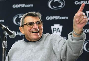Paterno says he made 'mistakes'