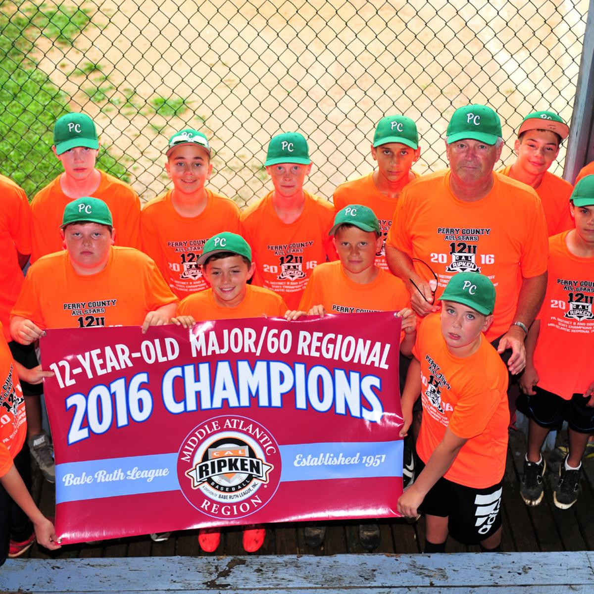 Gov's team: Perry County 12U all-stars shipping out to
