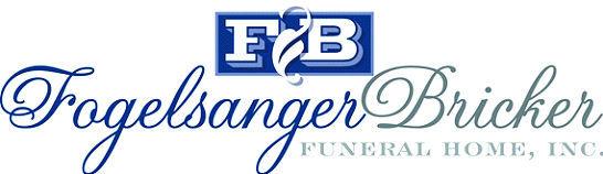 Fogelsanger-Bricker obit logo