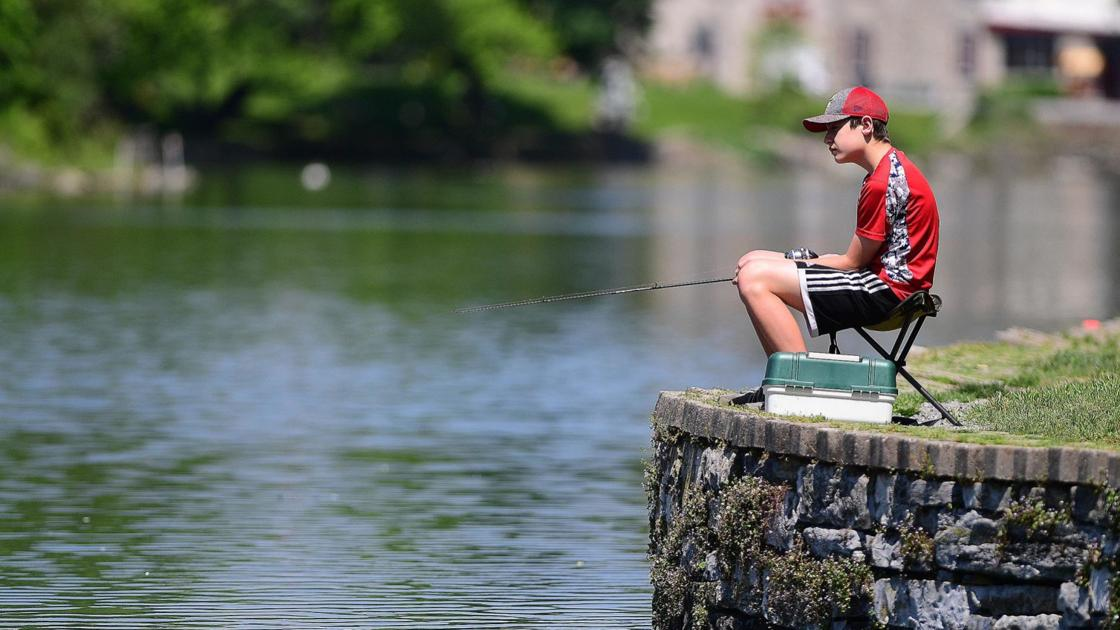 Photo: A Perfect Day For Fishing
