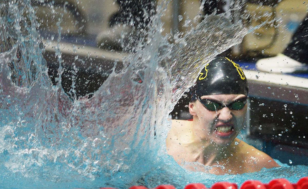 District 3 AA Swimming Championships