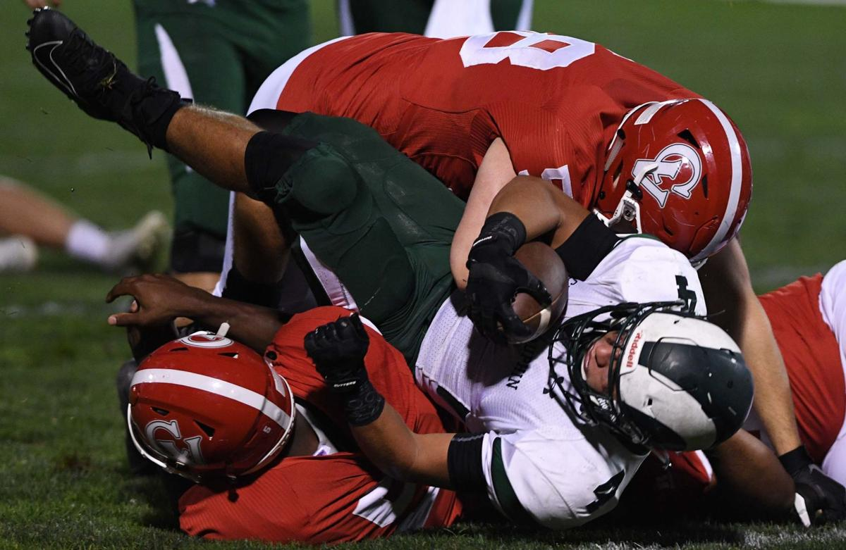 Cumberland Valley Central Dauphin Football 10
