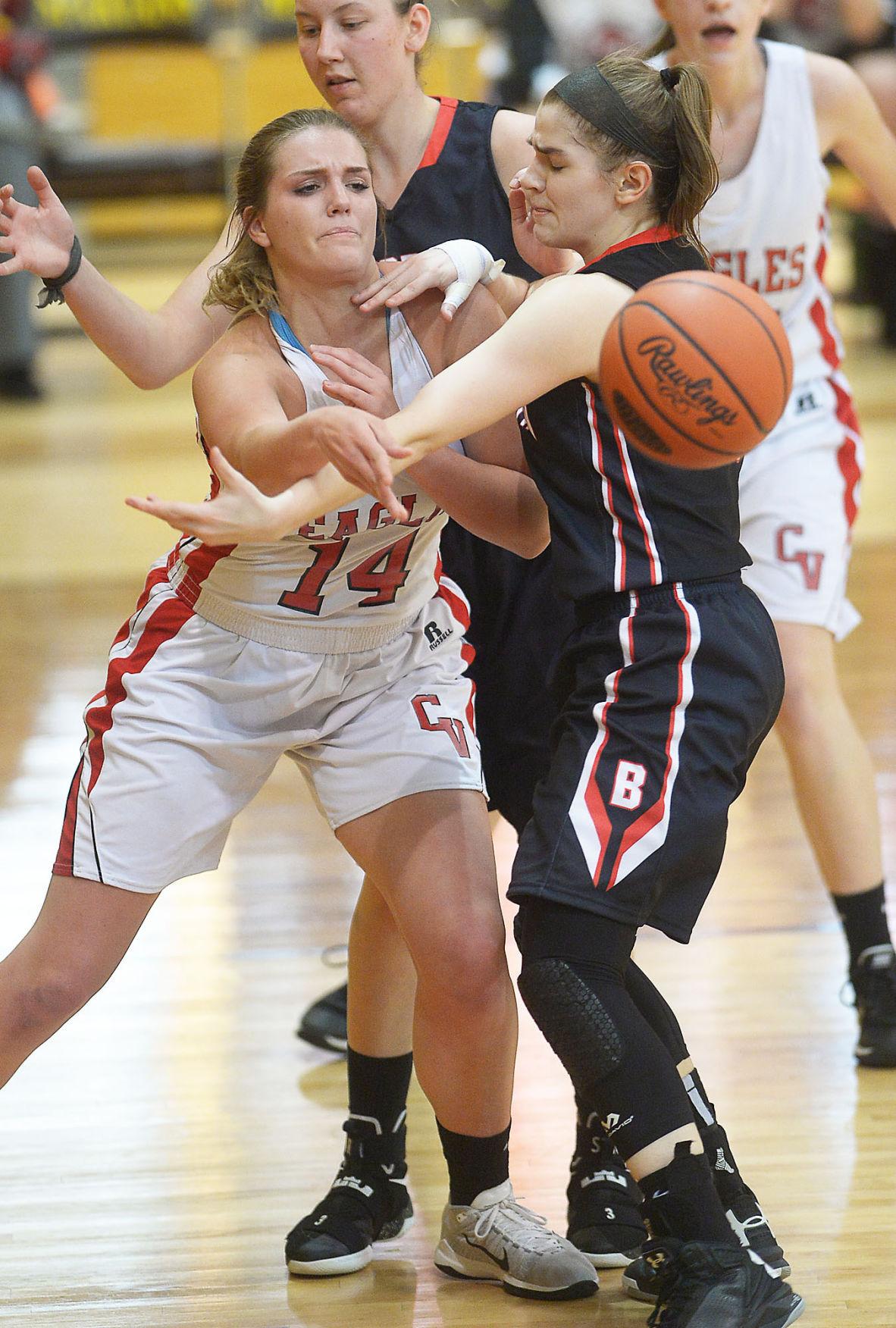 PIAA Class 6A Girls Basketball: Cumberland Valley vs Boyertwon