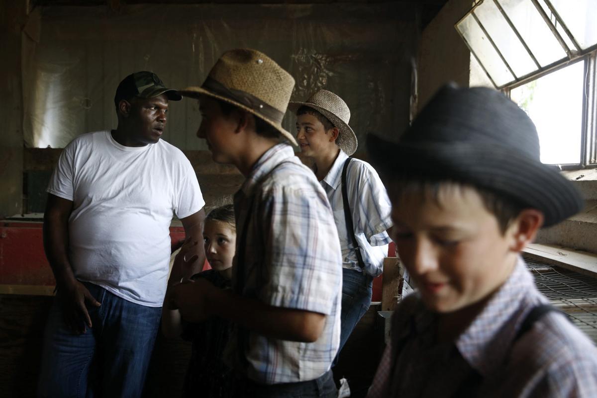 Mennonites Urban Horsemen