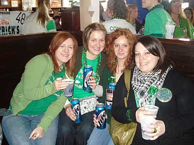 OUT & ABOUT: Celebrating St. Patrick's Day | | berlink.com The Banshee Scranton on