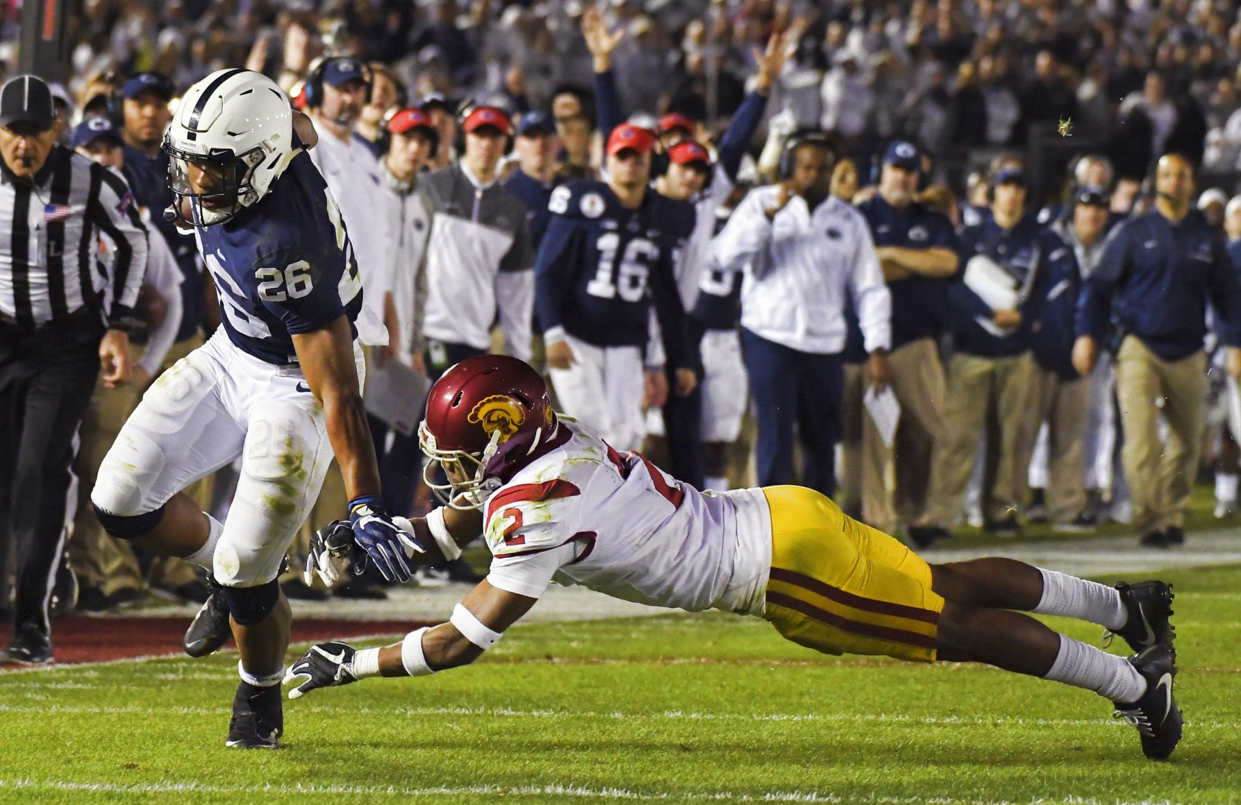 Saquon Barkley leads Big Ten contingent of preseason AP All-Americans