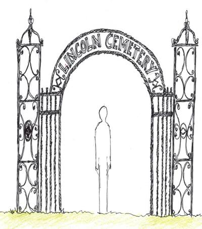 Lincoln Cemetery Archway