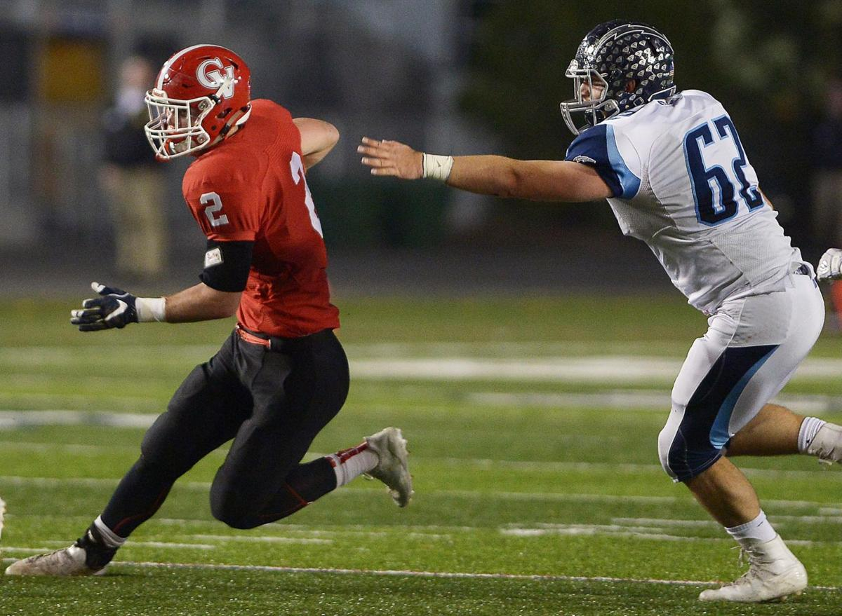 District 3 Football Championship: Cumberland Valley vs Manheim Township