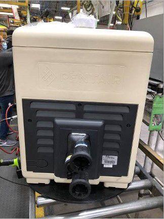 Recall pool heater