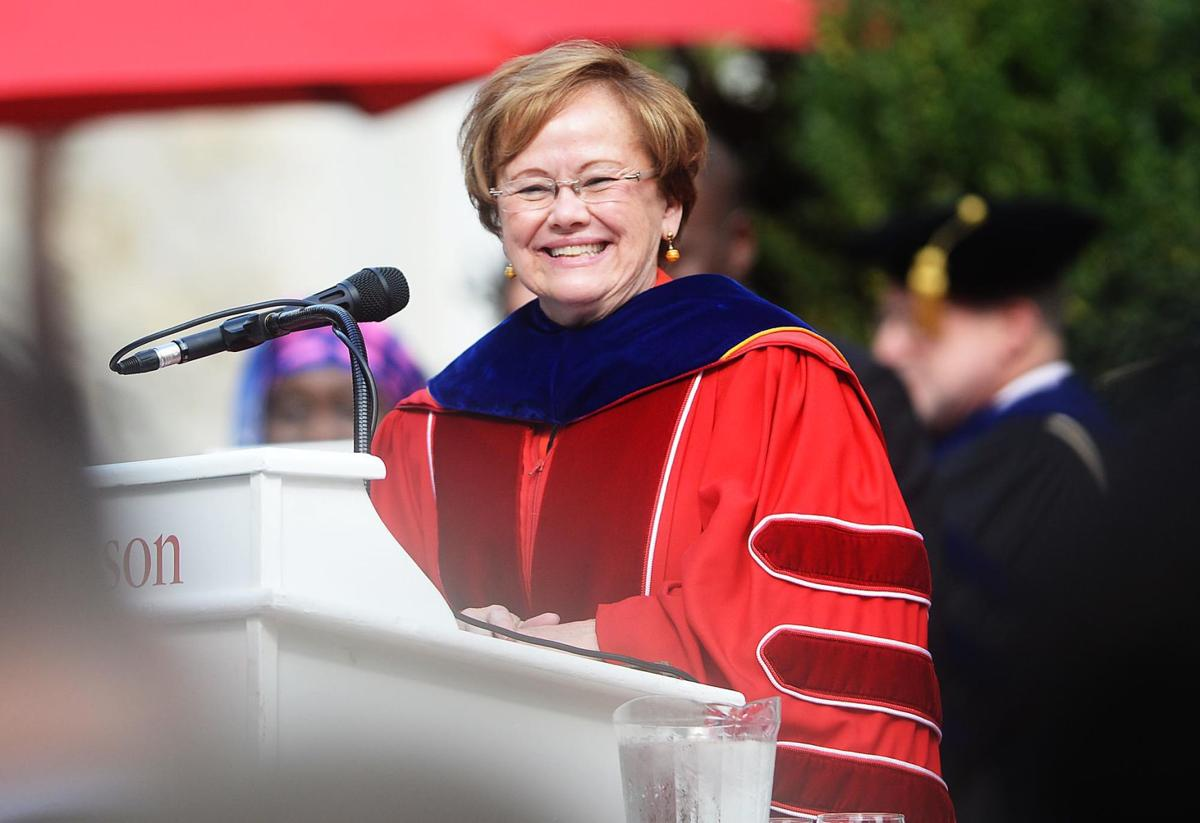 Dickinson College President Margee Ensign