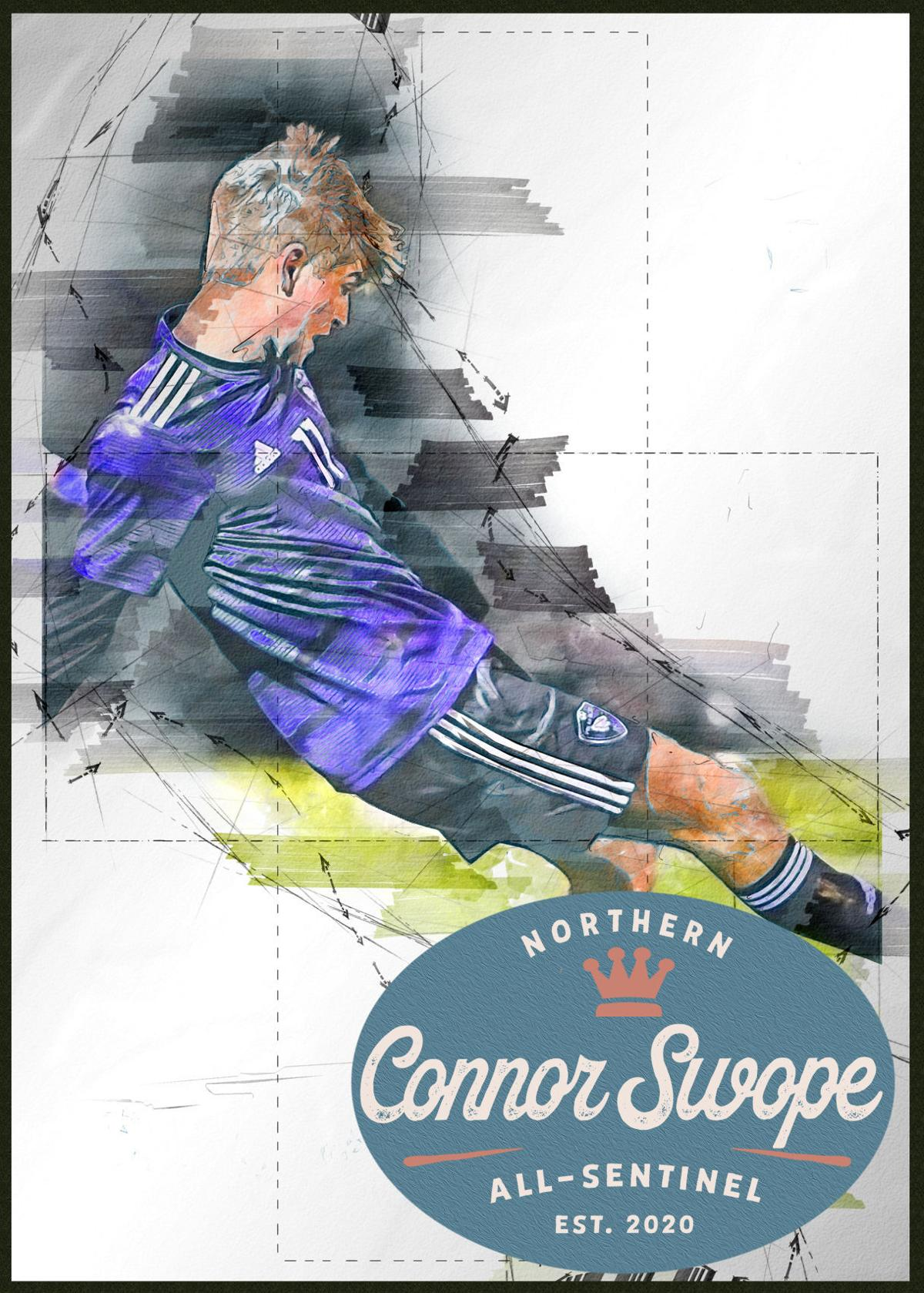 All-Sentinel Boys Soccer POTY: Connor Swope