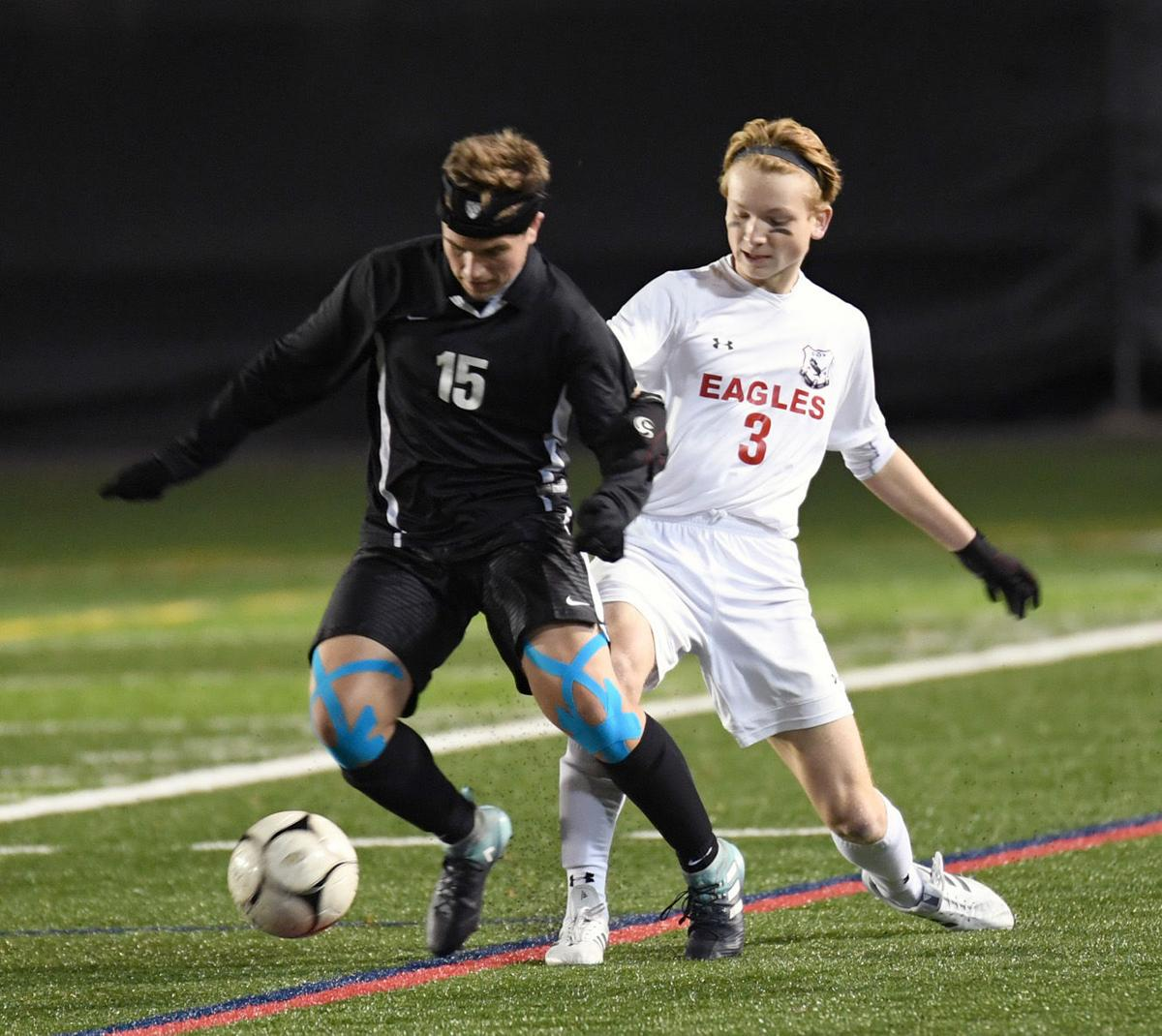 District 3 Boys Soccer Championship: Cumberland Valley vs. Hempfield