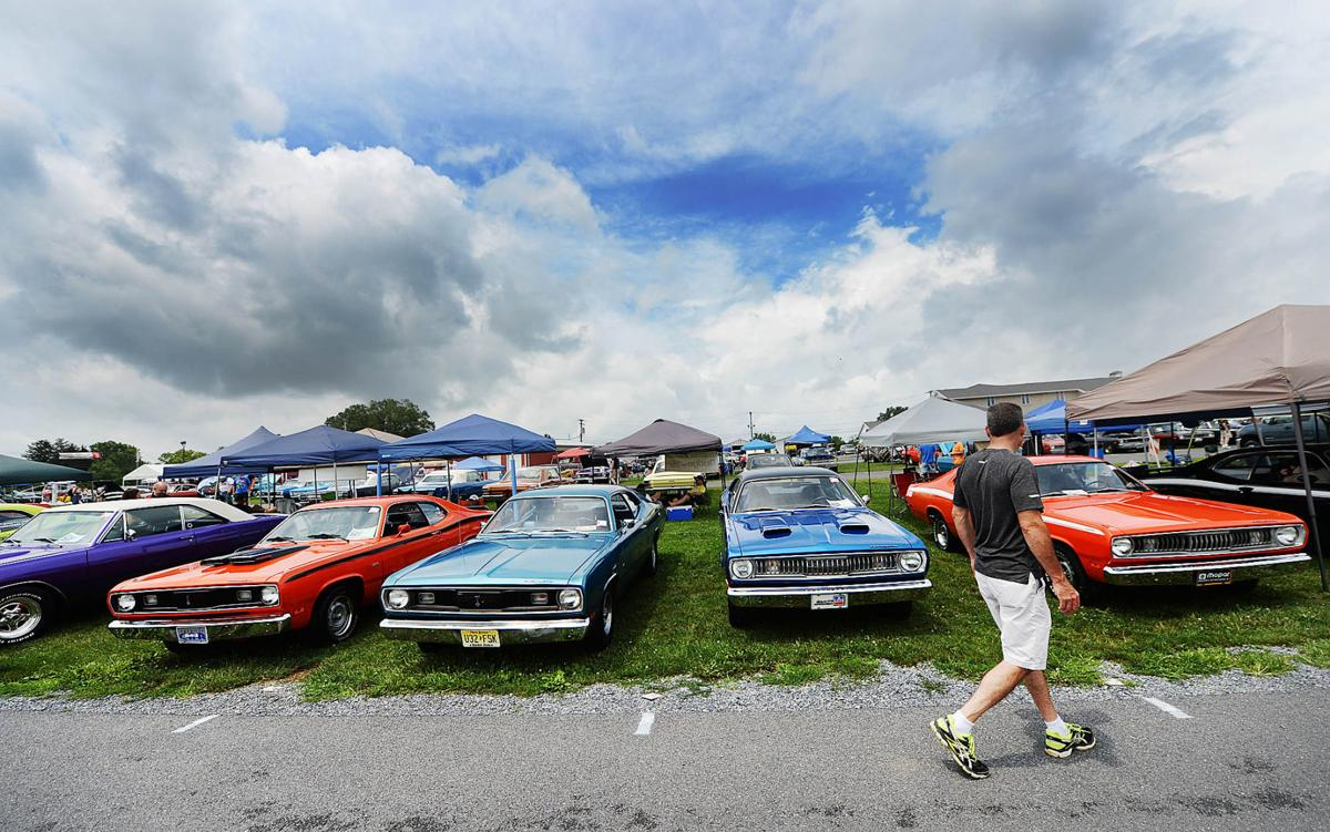 Chryslers At Carlisle >> Chryslers Roll Into Carlisle Fairgrounds This Weekend