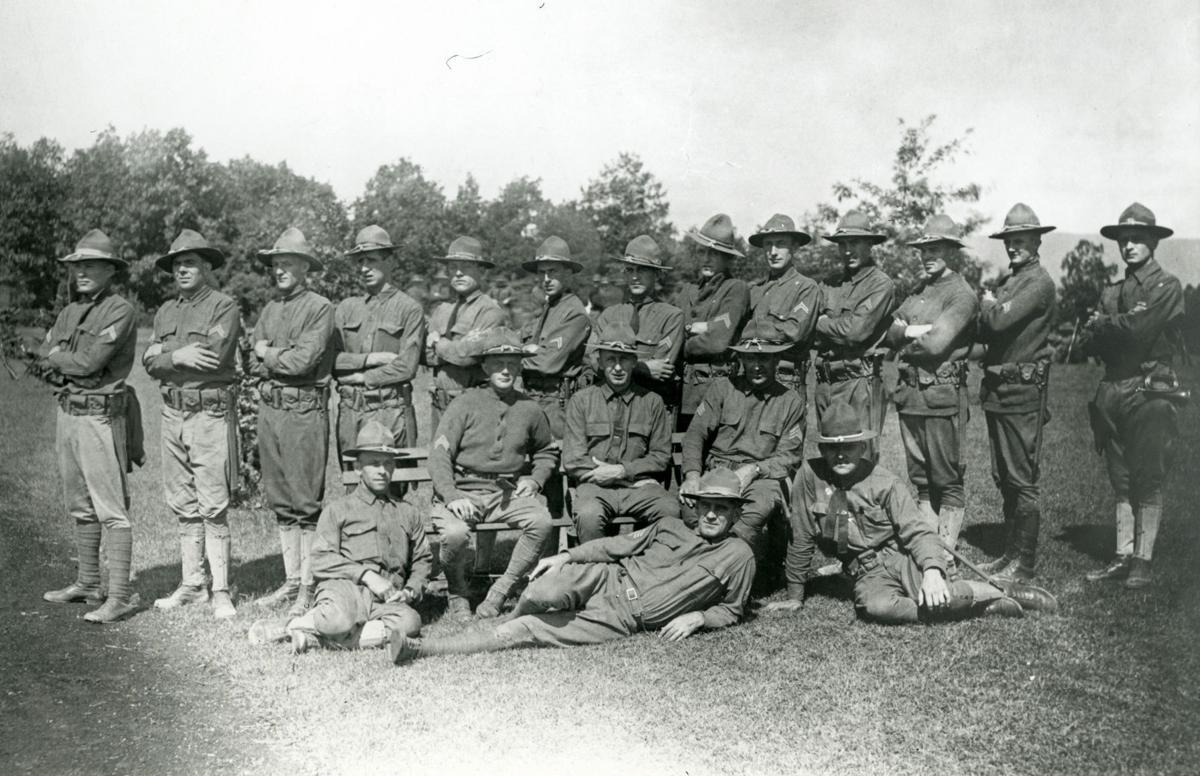 World War I Company G