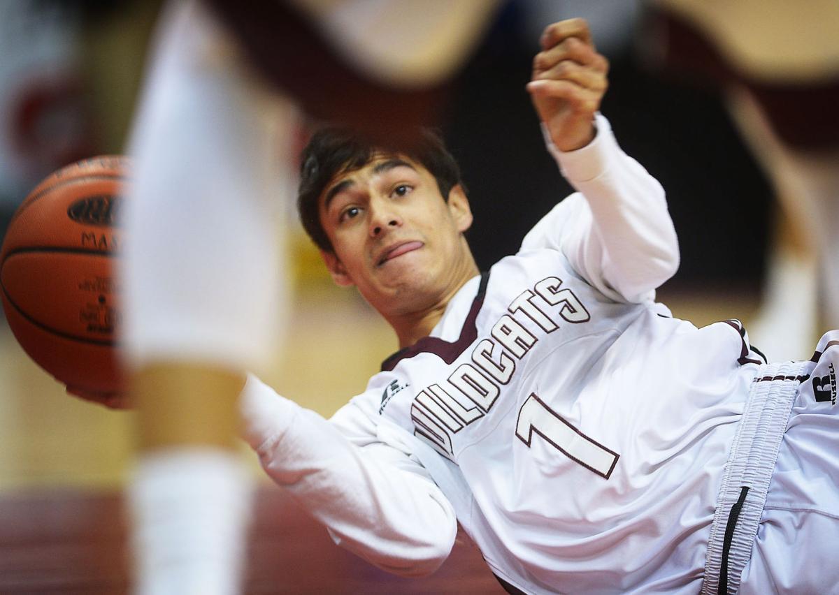 District 3 Class 5A boys basketball: Mechanicsburg vs Milton Hershey