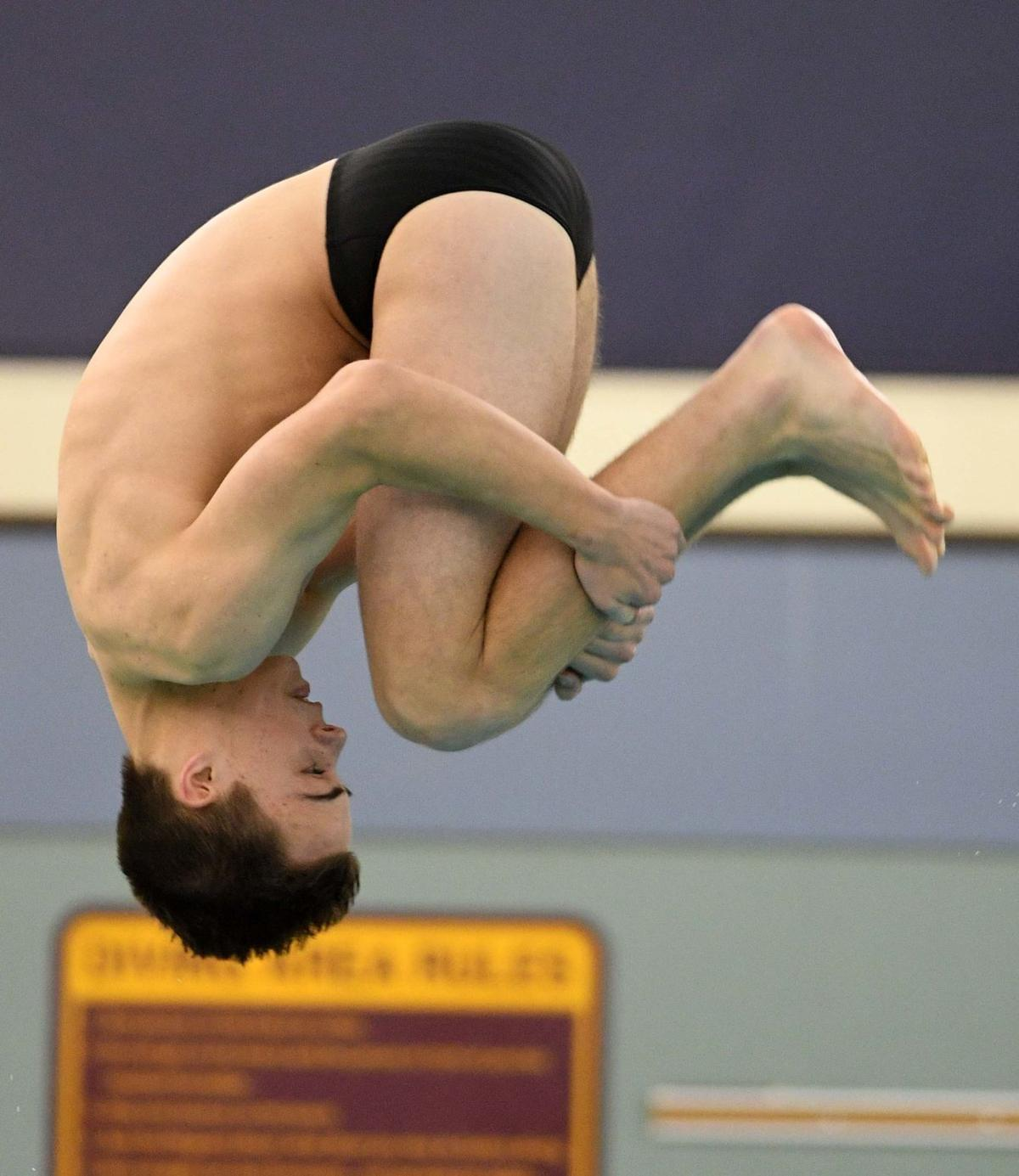 District 3 Class 2A Diving 6