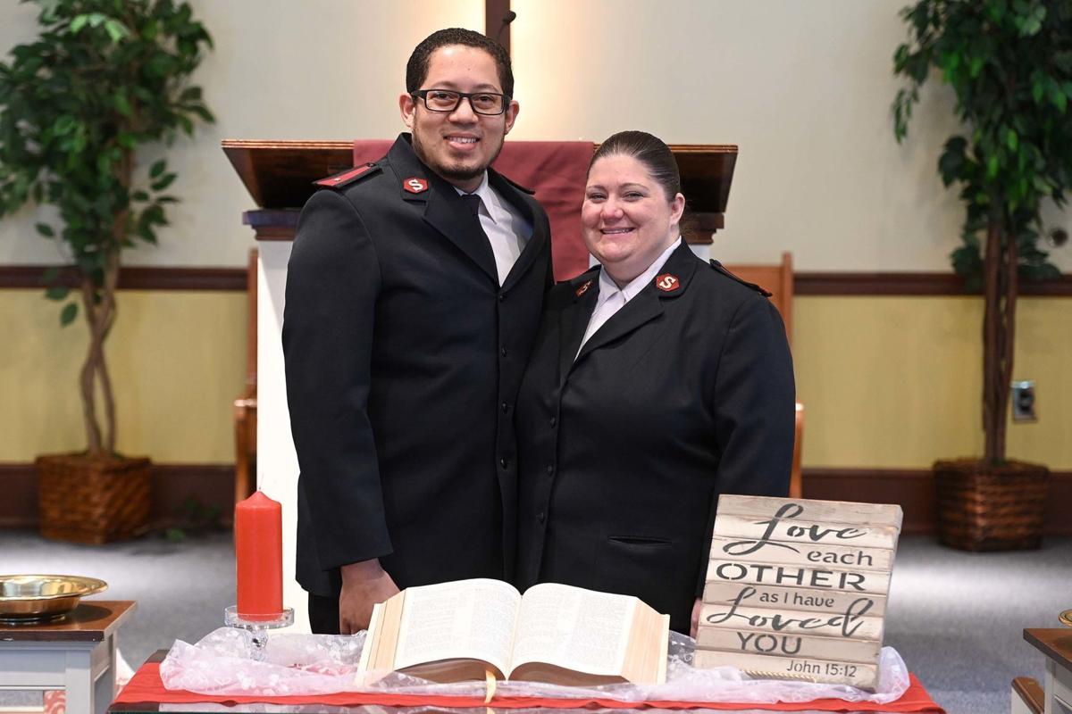 Lt. Oziel and Lt. Melissa Urbaez 1