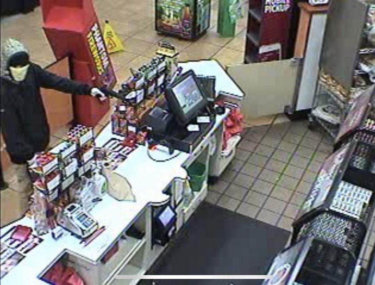 West Pennsboro robbery