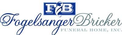 Fogelsanger-Bricker obit logo larger