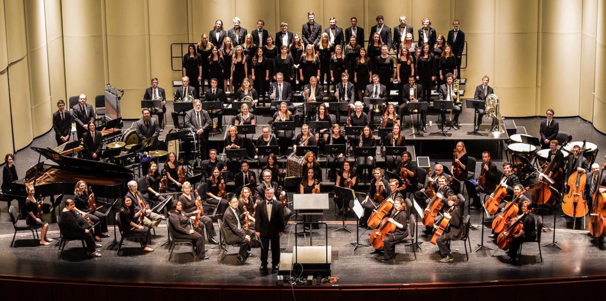 Shippensburg University Concert Choir