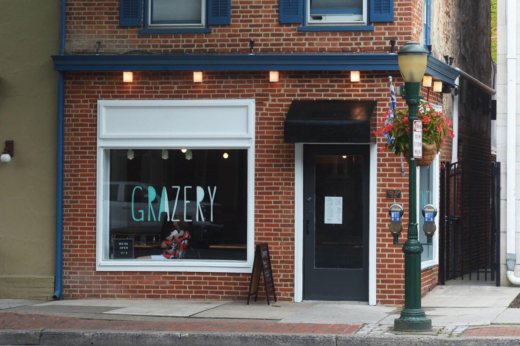 Grazery opens in former Back Door Cafe in Carlisle & Grazery opens in former Back Door Cafe in Carlisle | Carlisle ... Pezcame.Com