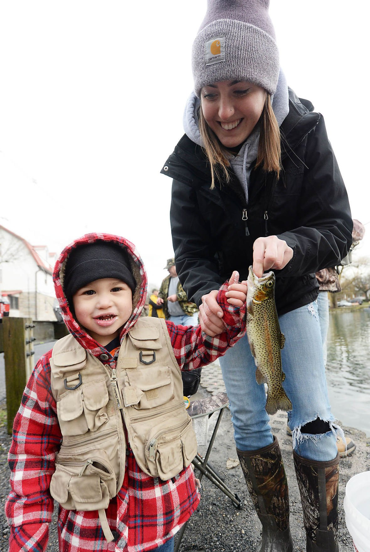 Photos: Opening Day Trout Season   Photo Galleries   cumberlink.com