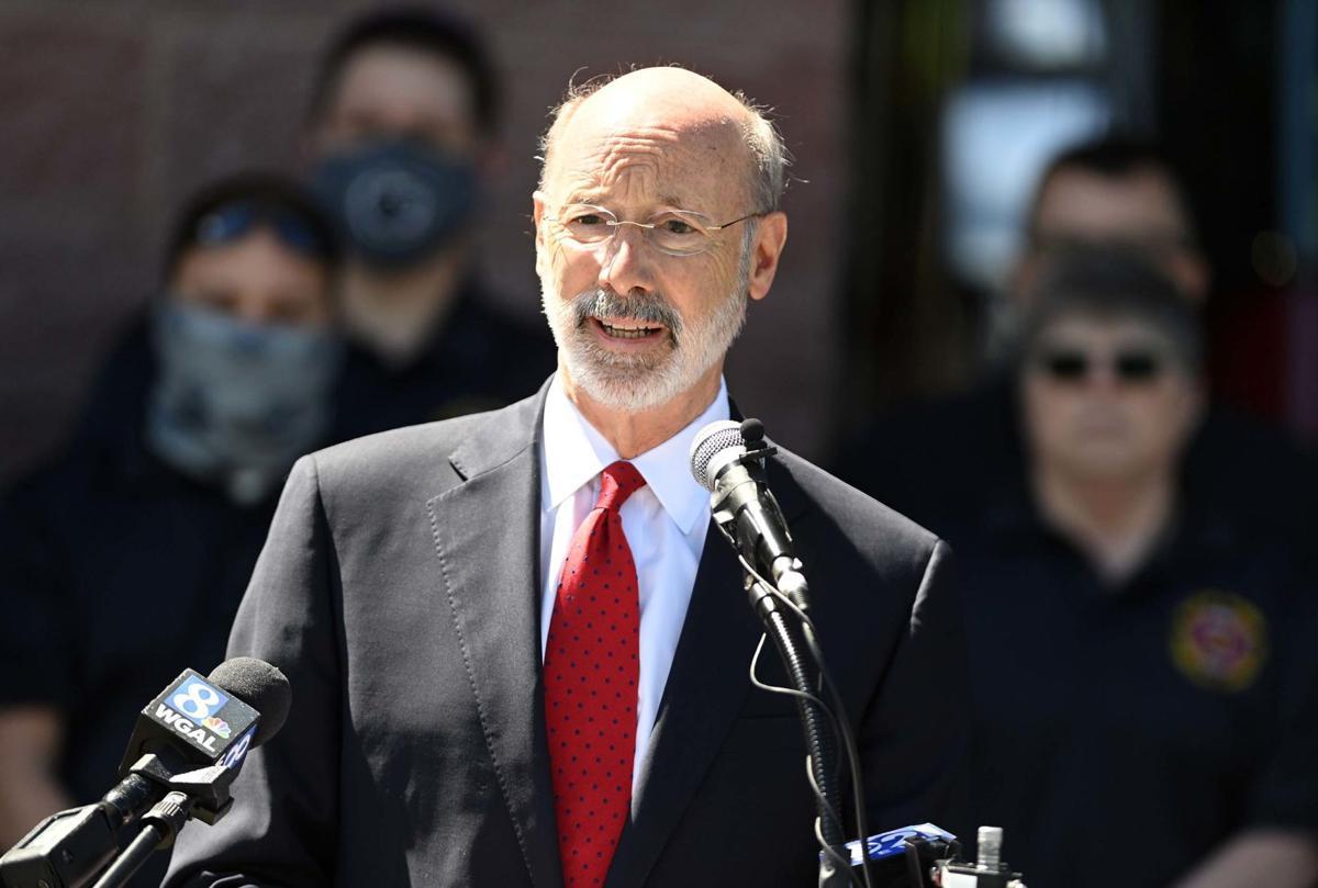 Governor Tom Wolf 1