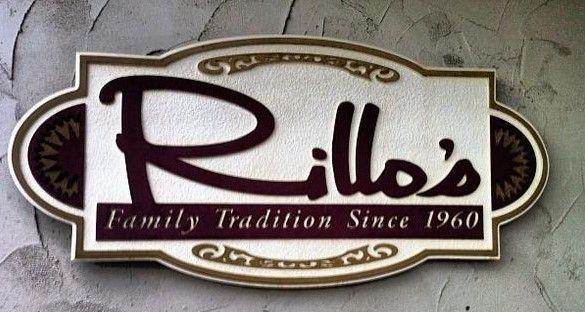 Rillo's sign