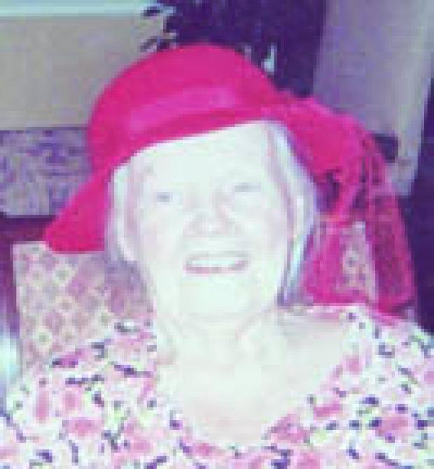 Betty Jean Bruce Jones