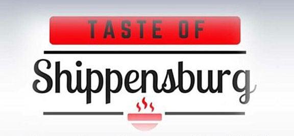Taste of Shippensburg logo