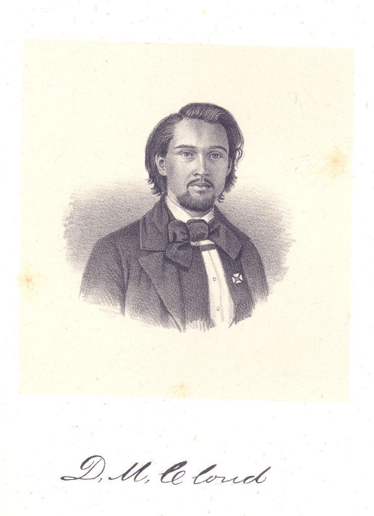Daniel Mountjoy Cloud