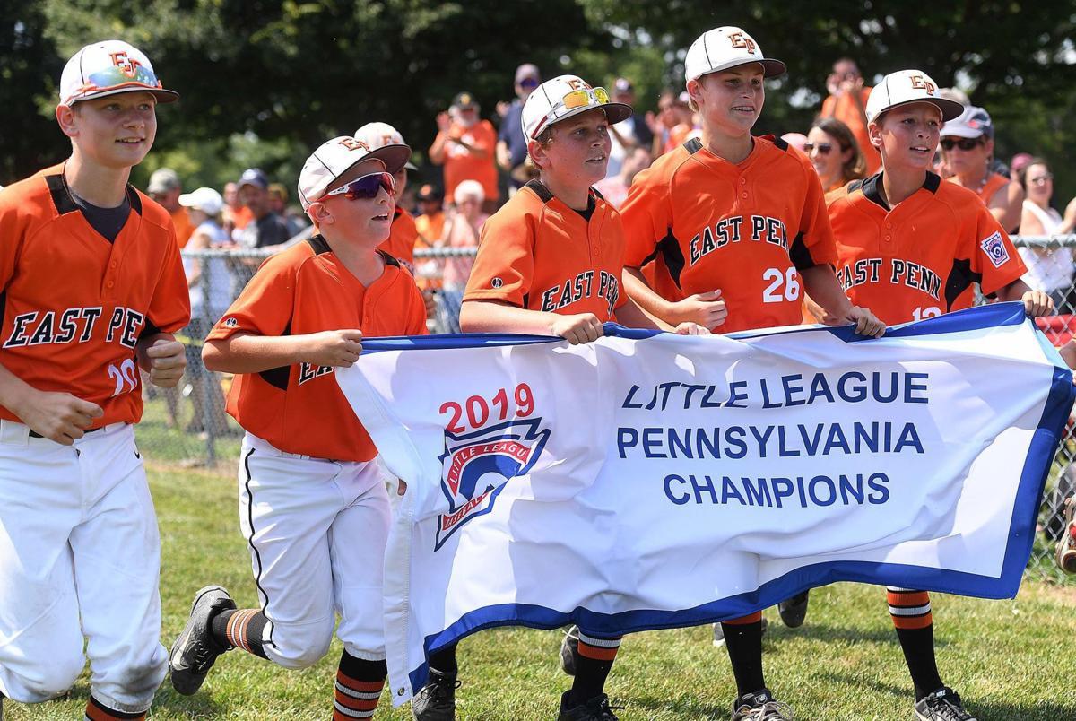 Pa  State Little League Baseball Championships: East