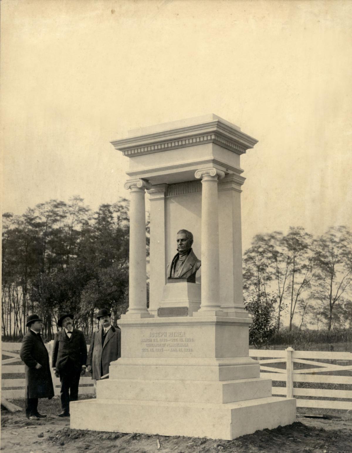 Ritner monument