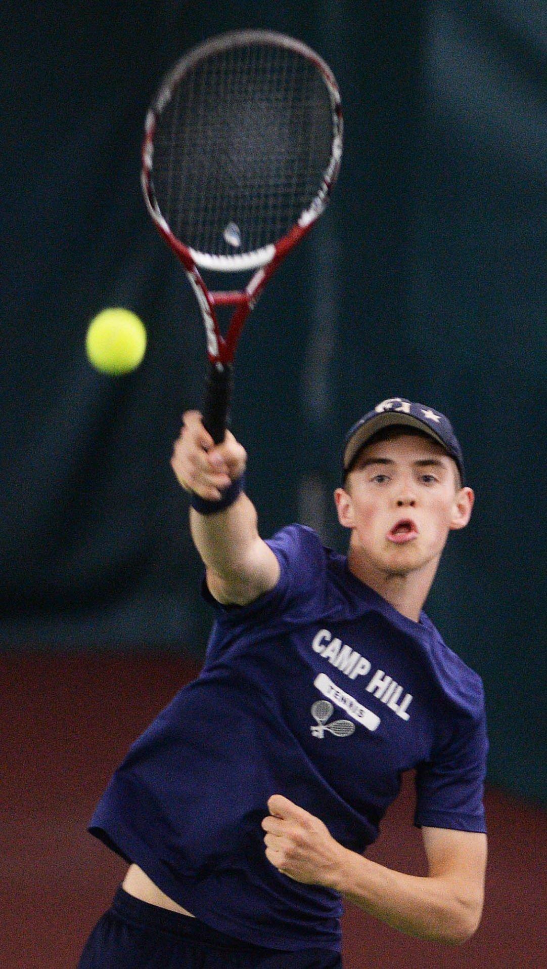 District 3 Boys Tennis Doubles