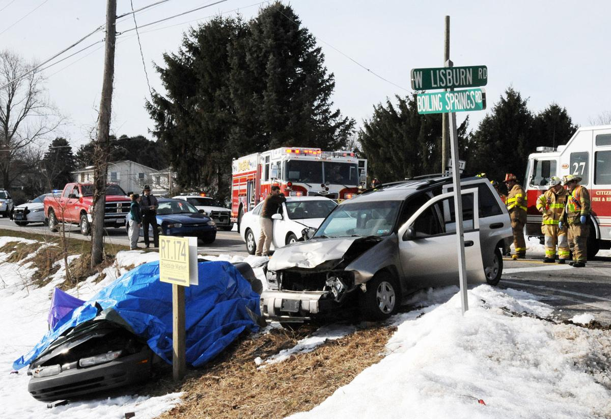 Carlisle Woman Killed In Crash Saturday The Sentinel News