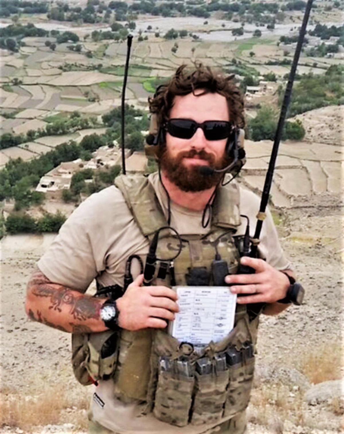 Tech Sgt. Daniel Keller