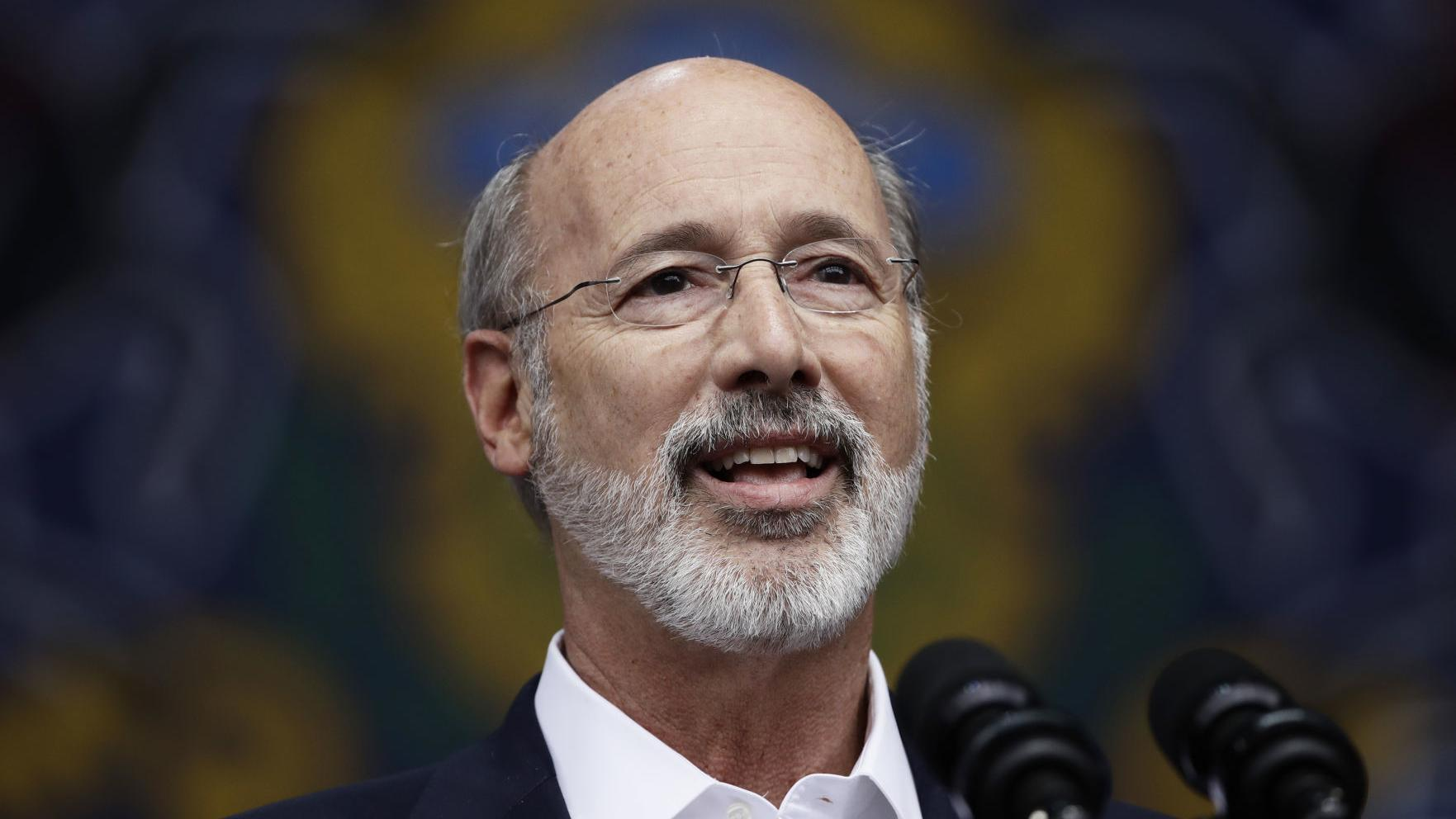 Wolf reviewing plan to cap greenhouse gases
