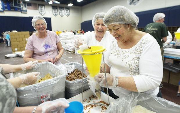 Volunteer Hull Food Bank