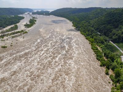 Susquehanna River flooding
