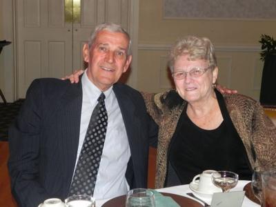 Frank and Kathy Mettler