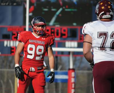 feb823f8 College Football: Shippensburg's Metz has his eyes on the NFL ...