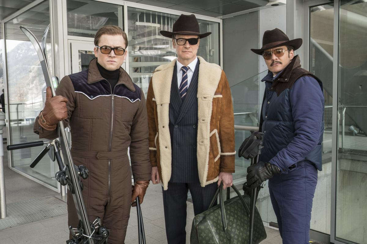 Film Review Kingsman The Golden Circle