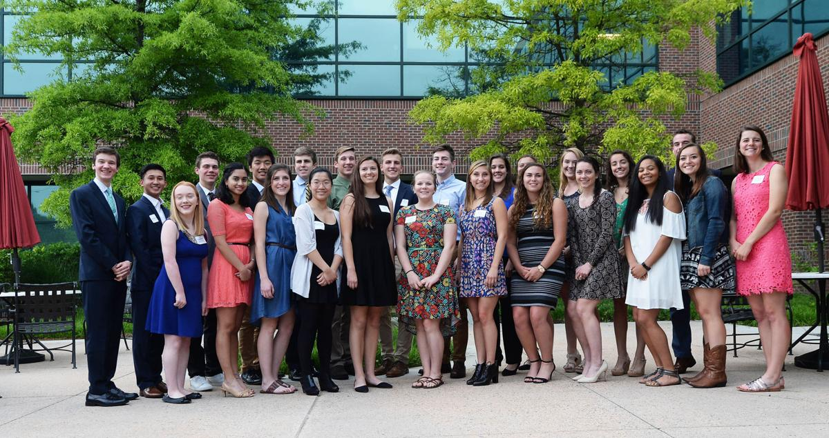 Teen of The Week Class of 2017 Reception