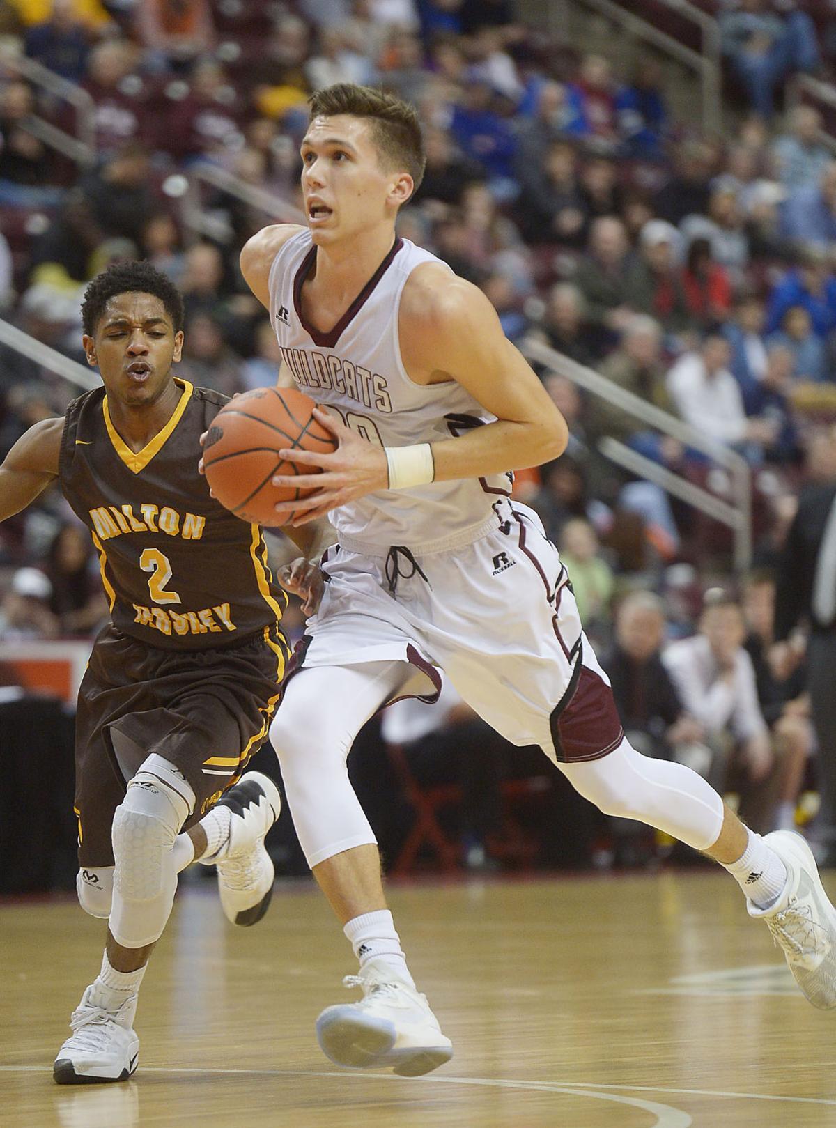 District 3 Class 5A boys basketball: Mechanicsburg vs Milton Hershey (copy)